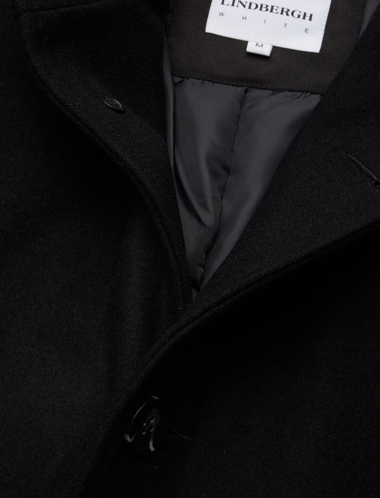 Coat CollarblackLindbergh With Mens CollarblackLindbergh Coat With Stand Coat Stand Mens Mens With Klc31TFJ