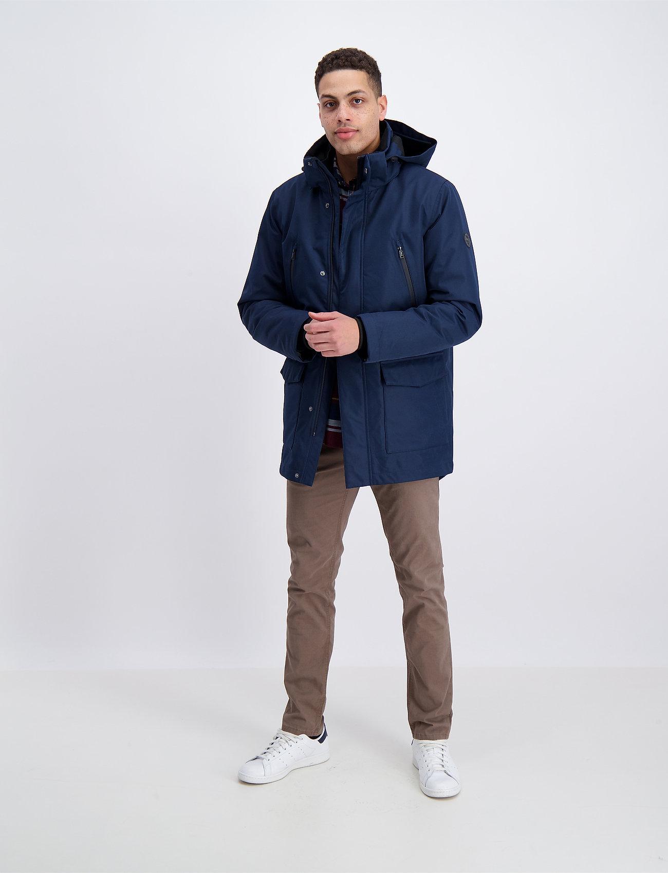 Lindbergh - Technical 3-in-1 jacket - parkatakit - dk blue - 0