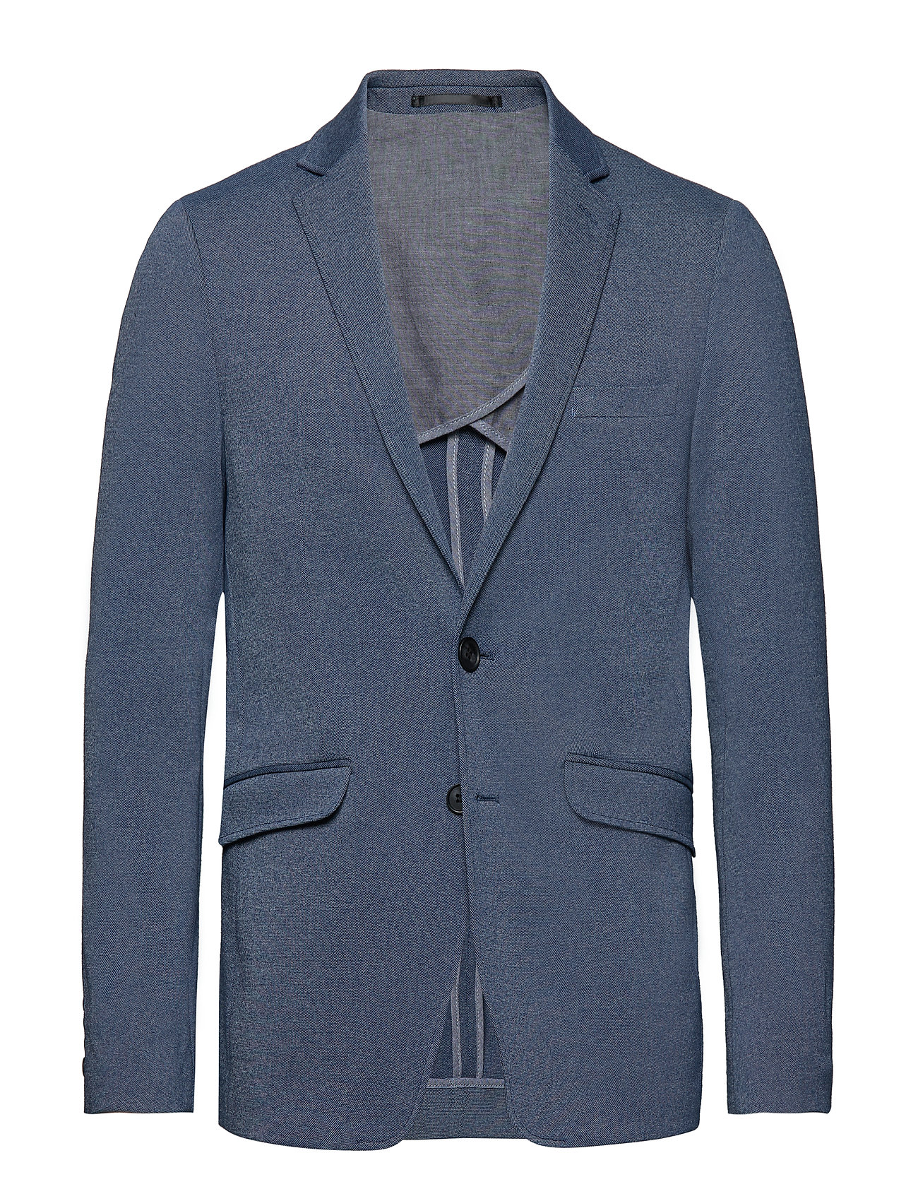 Lindbergh Knitted blazer - BLUE