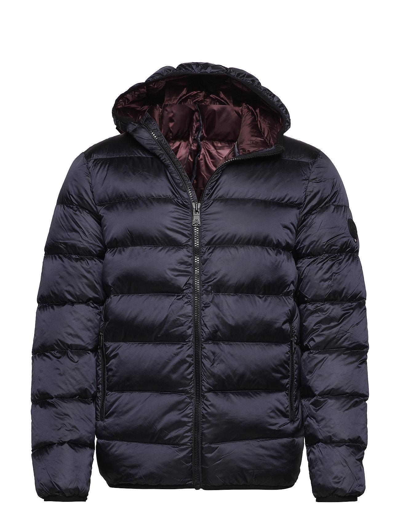 Lindbergh Down puffer jacket with hood