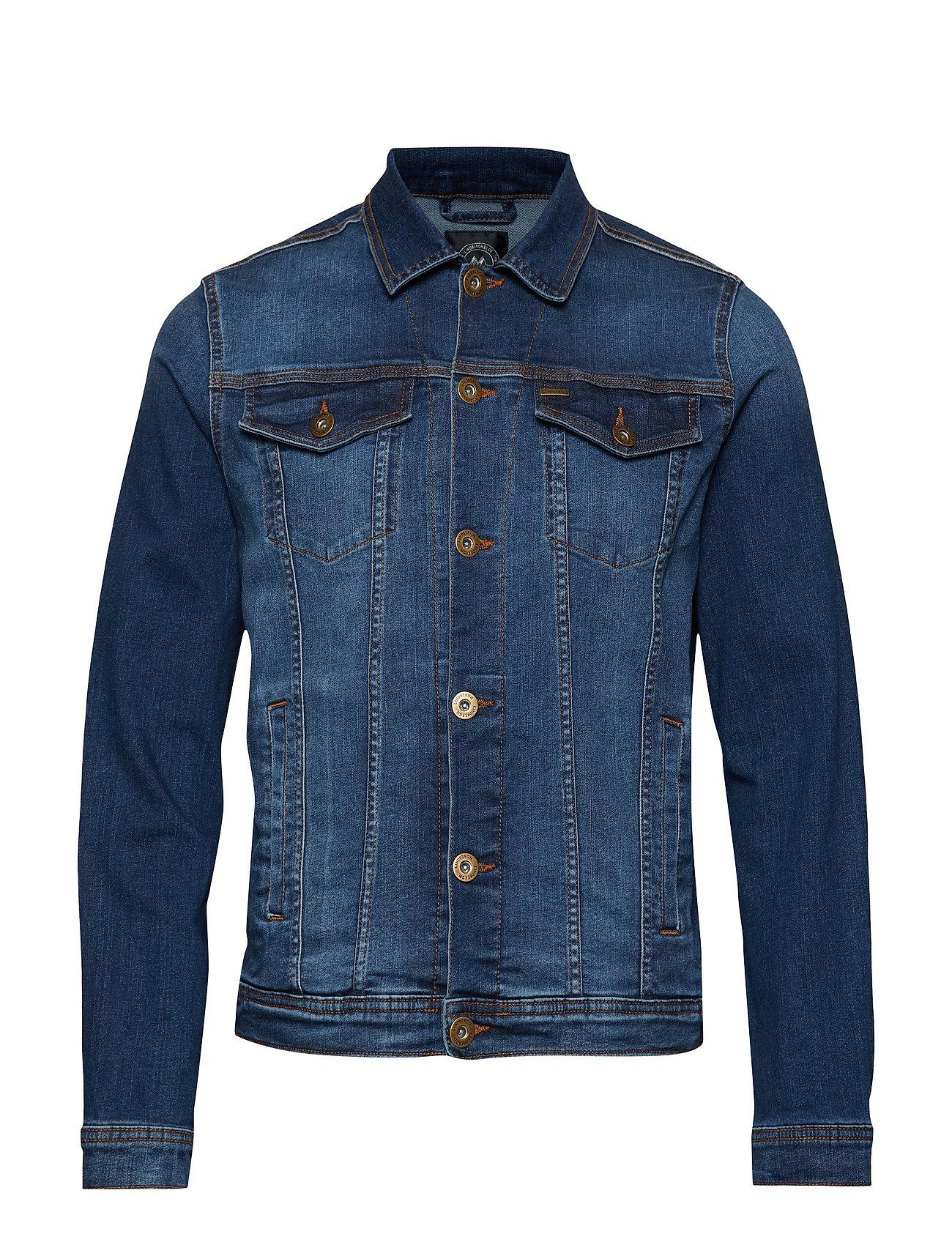 Lindbergh Denim jacket - INK BLUE