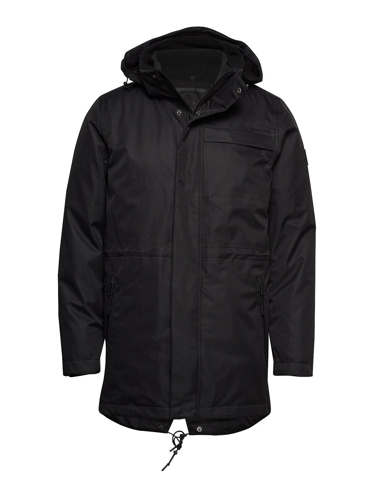 Lindbergh Technical 3-in-1 jacket - BLACK