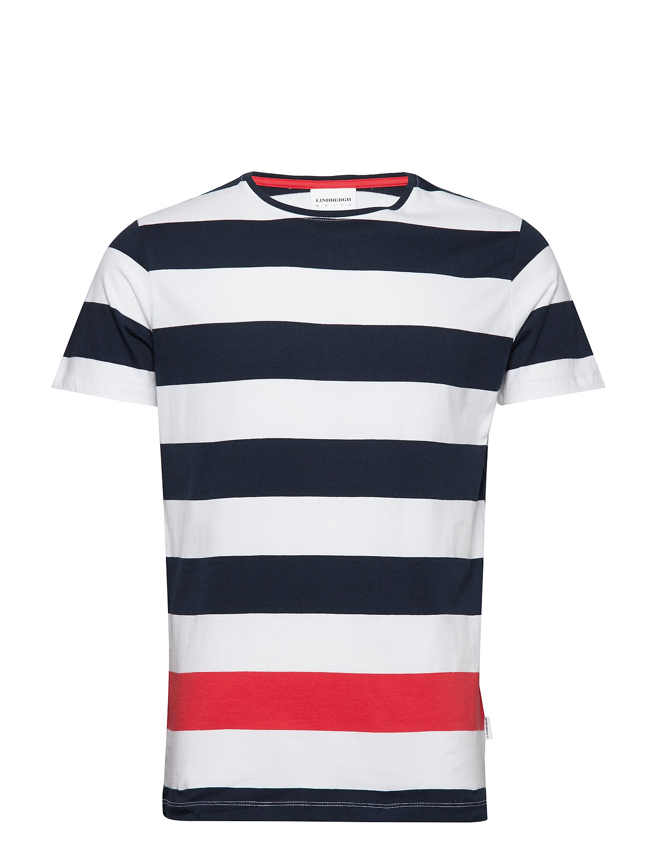 snavyLindbergh Tee S Striped Tee Striped S y8nNmv0wO