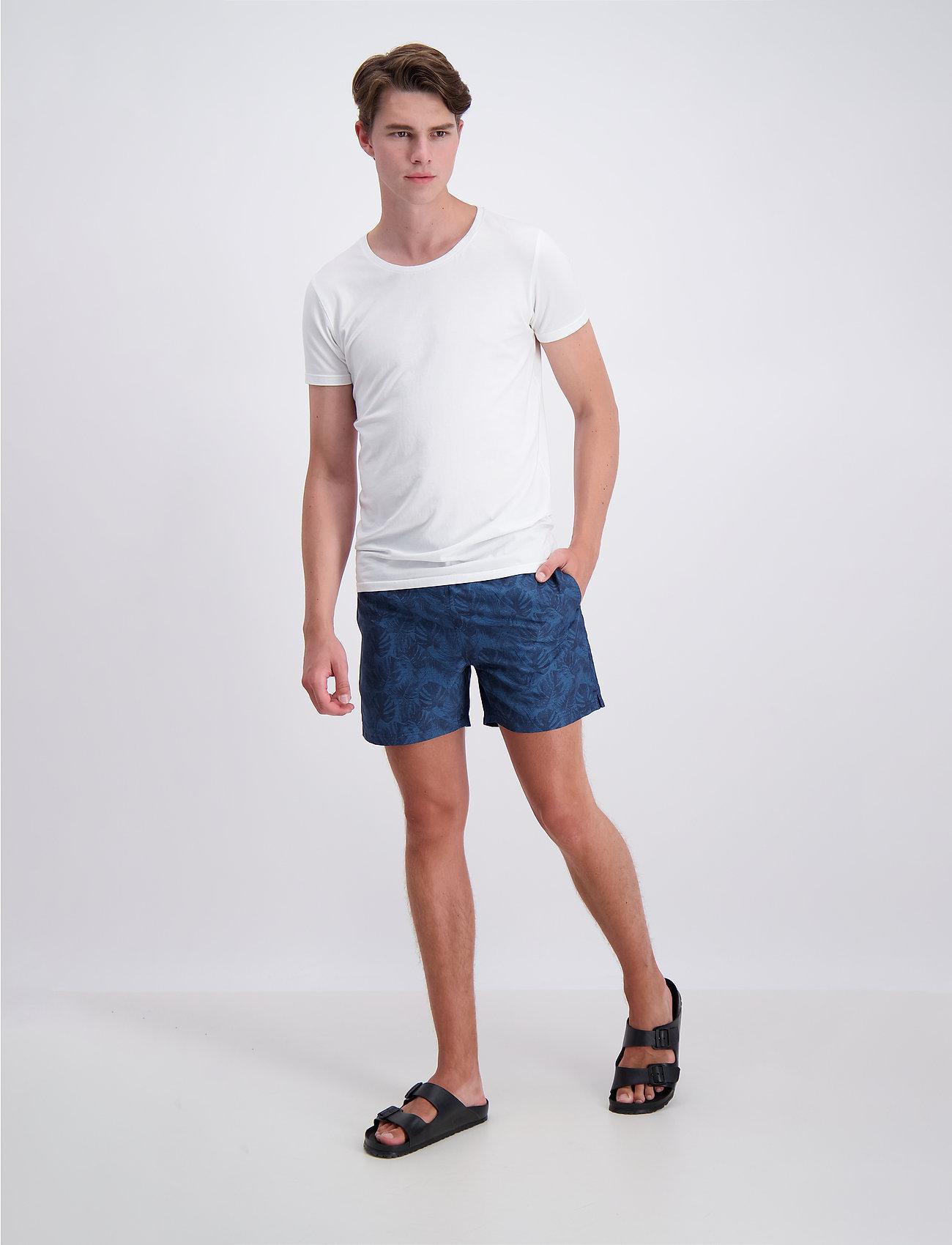 Lindbergh - Holiday swim shorts - swim shorts - dk blue