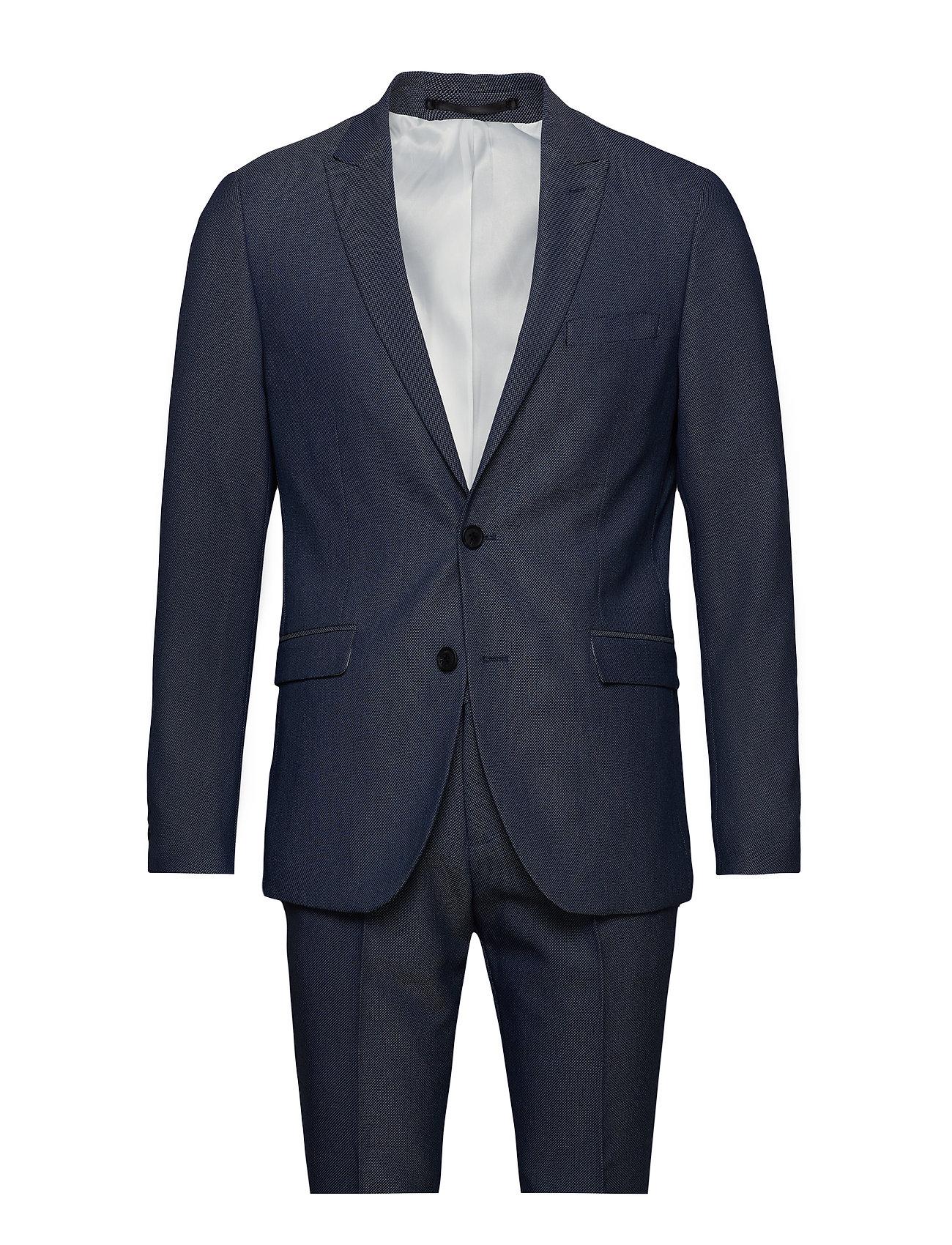 Lindbergh Structure suit - BLUE