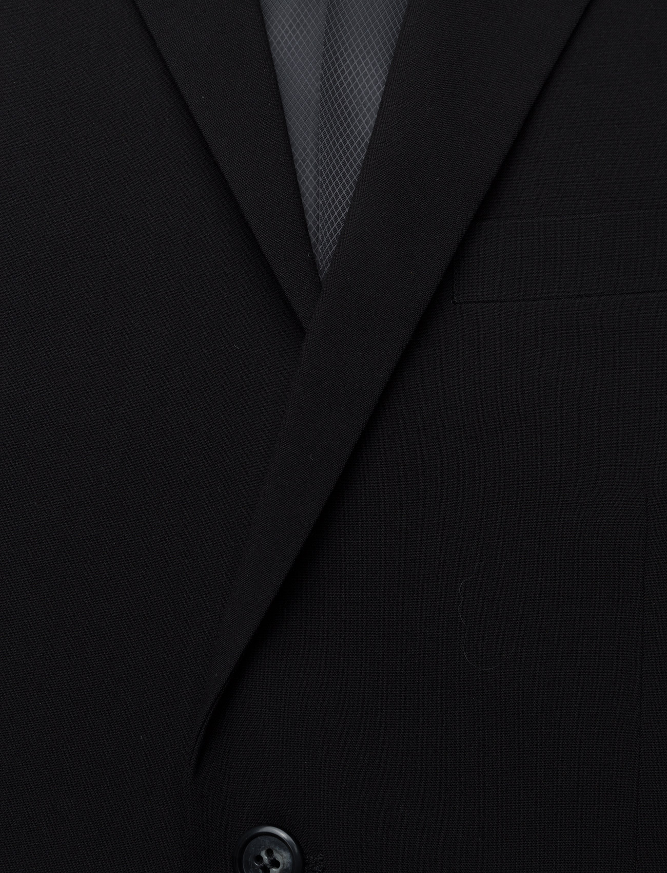 Lindbergh - Mens suit - single breasted suits - black