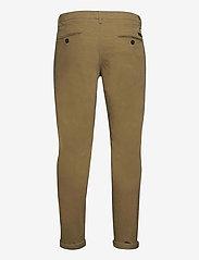 Lindbergh - Corduroy slim fit pants - rennot - sand - 1