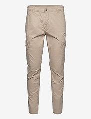 Lindbergh - Cargo pants - cargobukser - lt grey - 0