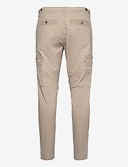 Lindbergh - Cargo pants - cargobukser - lt grey - 1