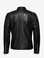 Lindbergh - Leather jacket - nahkatakit - black - 2