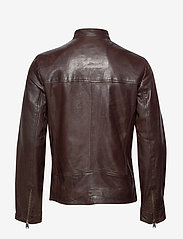 Lindbergh - Leather jacket - nahkatakit - brown - 2