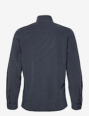 Lindbergh - L/S corduroy shirt - peruspaitoja - navy - 2