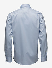 Lindbergh - Plain fine twill shirt, WF - podstawowe koszulki - lt blue - 2