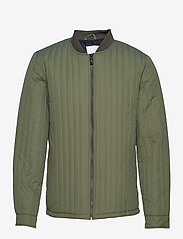 Lindbergh - Quilted jacket - tikkitakit - army - 0