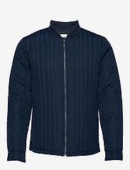 Lindbergh - Quilted jacket - tikkitakit - dk blue - 0