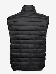 Lindbergh - Light puffer gilet - liivit - black - 1