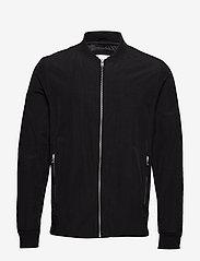 Lindbergh - Bomber jacket - bomber-takit - black - 0