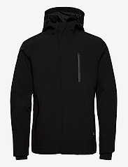 Lindbergh - Technical jacket - kevyet takit - black - 2