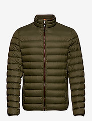 Lindbergh - Light down jacket - toppatakit - army - 2