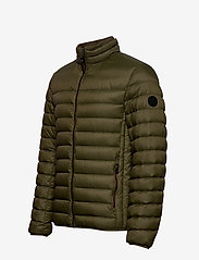 Lindbergh - Light down jacket - toppatakit - army - 4