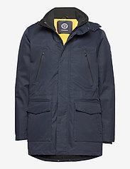 Lindbergh - Technical 3-in-1 jacket - parkatakit - dk blue - 1