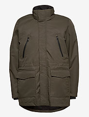 Lindbergh - Technical 3-in-1 jacket - parkatakit - mid army - 3