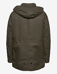 Lindbergh - Technical 3-in-1 jacket - parkatakit - mid army - 4