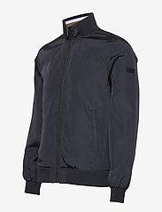 Lindbergh - Soft nylon jacket - kevyet takit - navy - 3