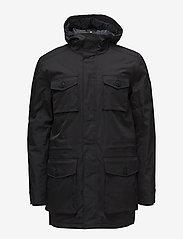 Lindbergh - Cargo jacket - doudounes - black - 2