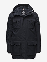 Lindbergh - Cargo jacket - toppatakit - navy - 0