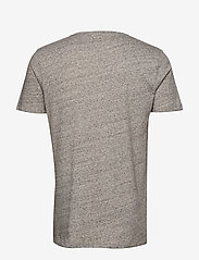 Lindbergh - Neps structure tee S/S - lyhythihaiset - grey - 1