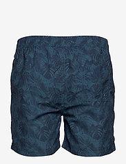 Lindbergh - Holiday swim shorts - swim shorts - dk blue - 2