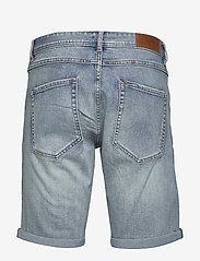 Lindbergh - Denim shorts superflex - farkkushortsit - fresh blue - 2