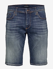 Lindbergh - Denim shorts superflex - farkkushortsit - sun blue - 3