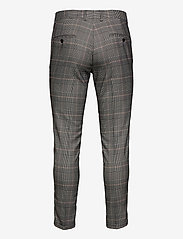 Lindbergh - Checked suit - puvut - brown check - 3