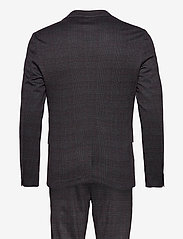 Lindbergh - AOP checked suit - puvut - grey check - 2