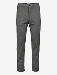 Lindbergh - Superflex suit - enkeltkneppede dresser - grey mix - 2