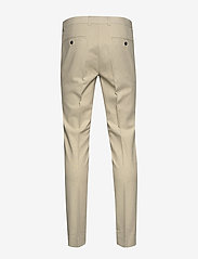 Lindbergh - Cotton linen suit - single breasted suits - sand mix - 3