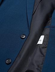 Lindbergh - Plain mens suit - yksiriviset puvut - dk blue - 7