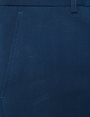 Lindbergh - Plain mens suit - yksiriviset puvut - dk blue - 8
