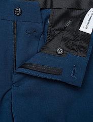 Lindbergh - Plain mens suit - yksiriviset puvut - dk blue - 9