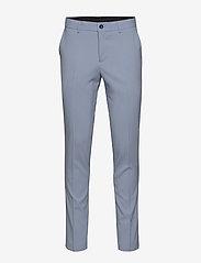 Lindbergh - Plain mens suit - yksiriviset puvut - lt blue - 2