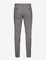Lindbergh - Plain mens suit - yksiriviset puvut - lt grey - 5