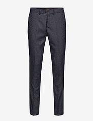 Lindbergh - Checked suit - enkeltkneppede dresser - black - 3