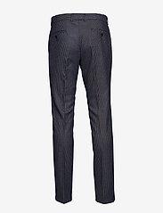 Lindbergh - Checked suit - enkeltkneppede dresser - black - 4