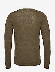 Lindbergh - Casual knit - basic knitwear - army mel - 1