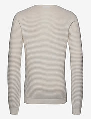 Lindbergh - Structure knit - perusneuleet - off white - 2