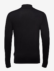 Lindbergh - Roll neck knit - perusneuleet - black - 1