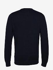 Lindbergh - Signature knit - tricots basiques - navy - 2