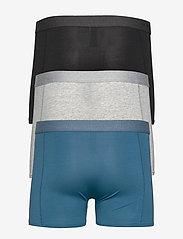Lindbergh - Basic bamboo boxers 3 pack - underwear - mixed - 1